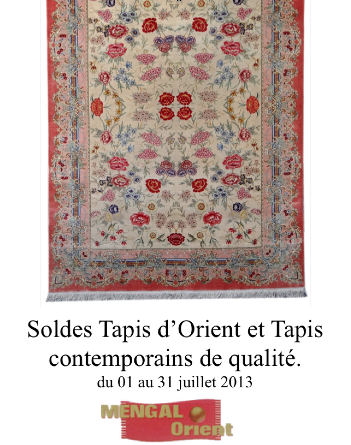 Mengal orient le vrai tapis d 39 orient - Tapis d orient fait main ...